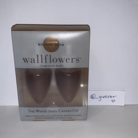 Kitchen Spice 🍪 Wallflower Refill Pack RARE
